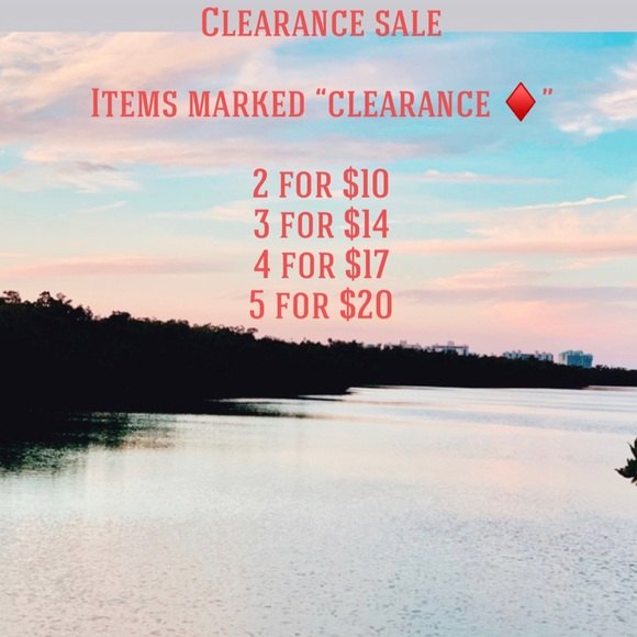 Other - ♦️CLEARANCE SALE ♦️